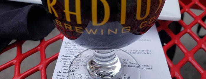 Radius Brewing Company is one of Best Breweries in the World 2.