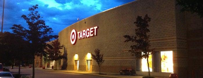 Target is one of Orte, die Nadia gefallen.