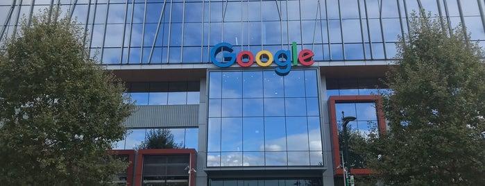 Google Seattle - South Lake Union is one of Tempat yang Disukai Vihang.