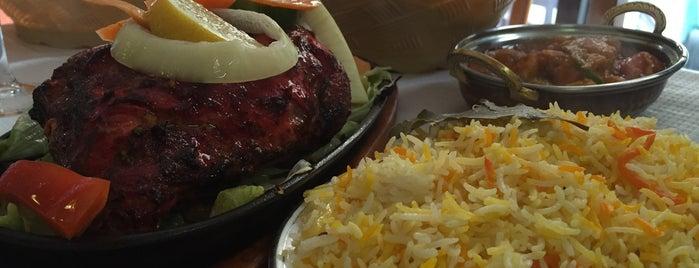 Taj Indian Restaurant is one of Locais curtidos por Jose.