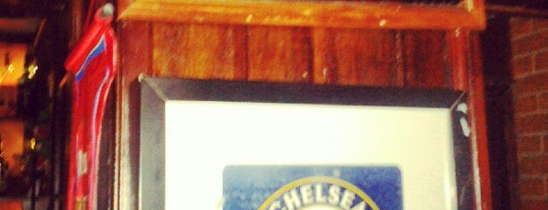 The Blue Pub is one of Pubs Paulista.
