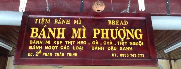 Bánh Mì Phượng is one of Vietnam & Cambodia 2015.