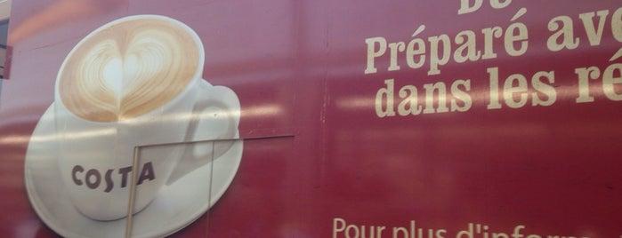 Costa Coffee is one of สถานที่ที่ Pagna ถูกใจ.