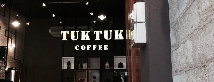 TUK TUK Coffee is one of อุบลราชธานี_3.