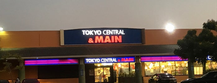 Tokyo Central & Main is one of Tempat yang Disukai Alberto J S.
