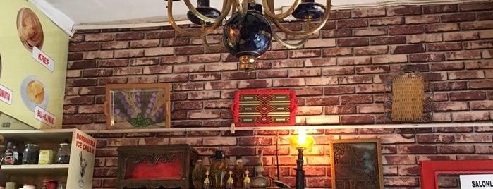 Kavaz Kafe is one of Posti che sono piaciuti a Mert Güven.