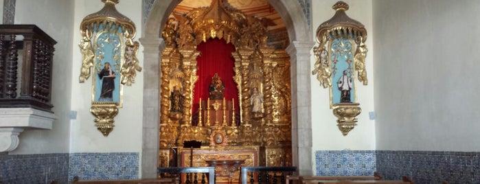Igreja Nossa Senhora do Monte Serrat de Plataforma is one of Ios publicidades.
