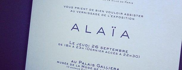 Musée Galliera – Musée de la Mode et du Costume is one of [FR] Gourmets/Visits.