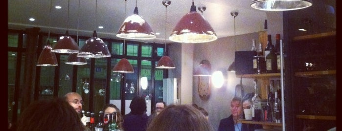 La Rallonge is one of Restaurant.
