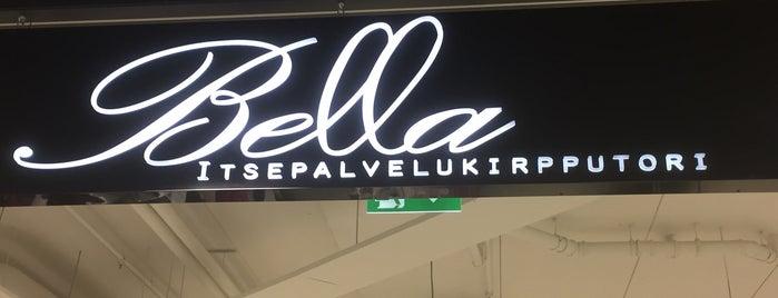 Bella itsepalvelukirpputori is one of Orte, die Hannele gefallen.