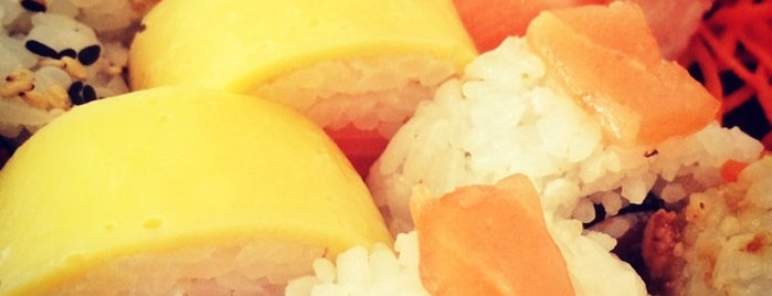 Sushi Up is one of Pendientes ZGZ.