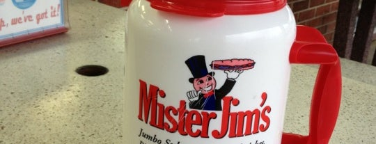 Mister Jim's is one of Good eats.