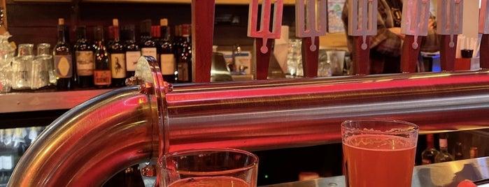 Waterman's Brewing is one of NC Craft Breweries.