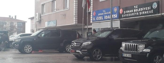 Şırnak Belediyesi is one of Guven 님이 좋아한 장소.