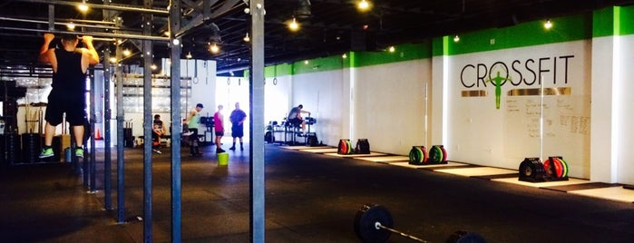 Crossfit Downey is one of Crossfit All Over the World.