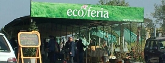 Ecoferia is one of Locais curtidos por Antonia.