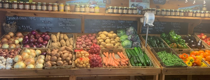 Country View farm Stand is one of North Fork.