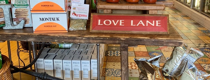 Love Lane Market is one of Long Island (North Fork & Hamptons).