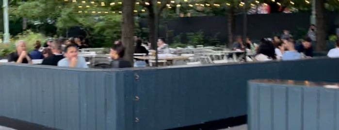 Drift In is one of Outdoor dining.