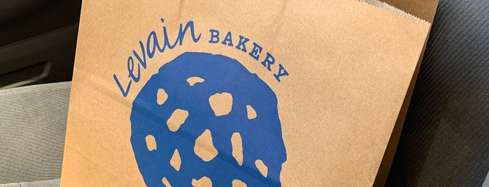 Levain Bakery is one of USA.
