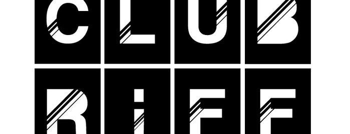 Club RiFF Tallinn is one of Posti che sono piaciuti a Слава.