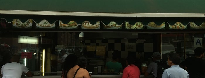 Taco Veloz is one of Queens - West To Do's.