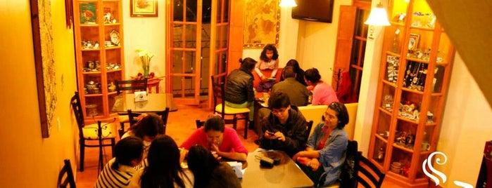Palua Café & Artesanías is one of Locais salvos de Da.