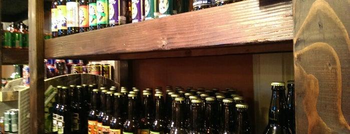 Crafty Beer, Wine & Spirits is one of Raleigh Favorites.
