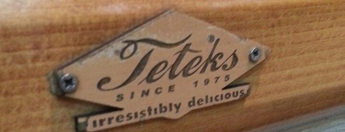 """Fast Food """"Teteks"""" is one of Tempat yang Disukai Erkan."""