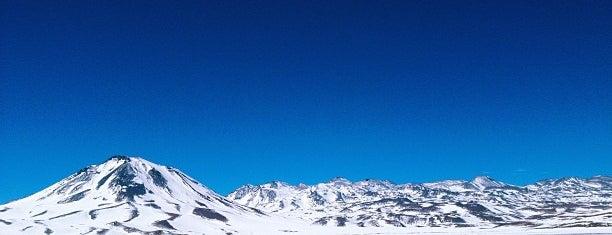 Lagunas Alto Andinas is one of Chile.