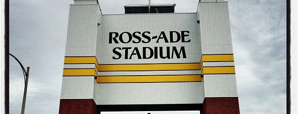 Ross-Ade Stadium is one of Sports Venues.