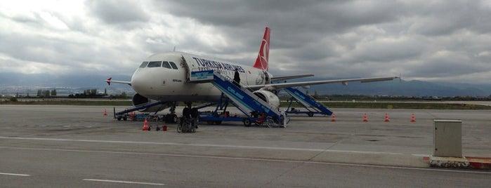 Erzurum Havalimanı (ERZ) is one of Airports in Turkey.