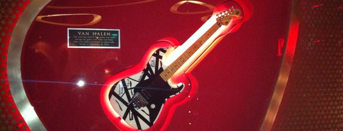 Hard Rock Cafe Istanbul is one of West coast 2014.