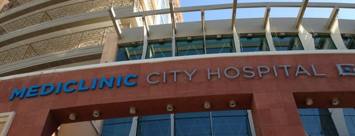 Mediclinic City Hospital is one of Must Visit Dubai #4sqCities.