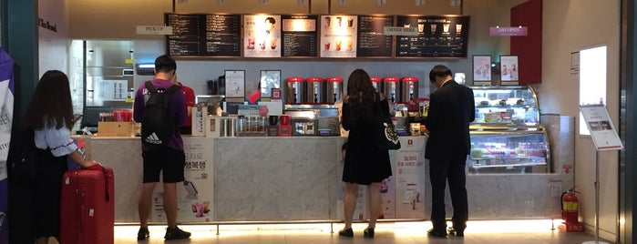 GONG CHA is one of Seoul.