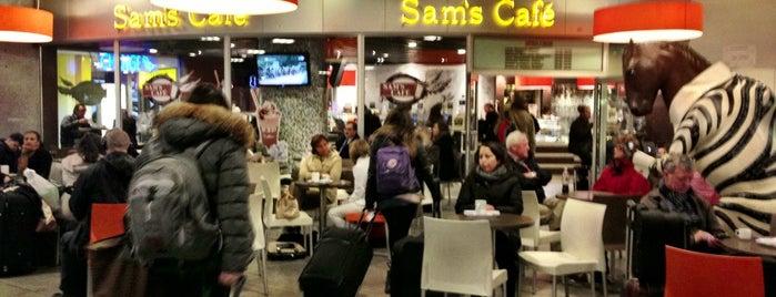 Sam's Café is one of Marco 님이 좋아한 장소.