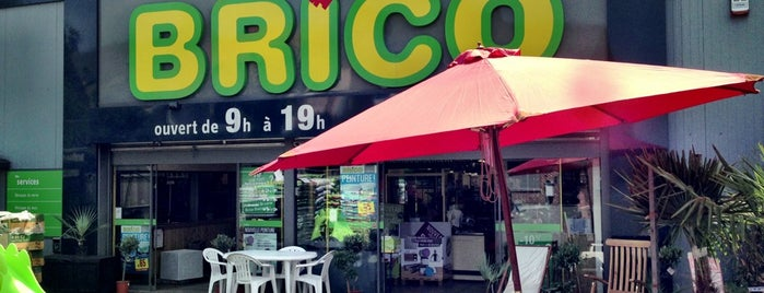 Brico is one of Fred's Liked Places.
