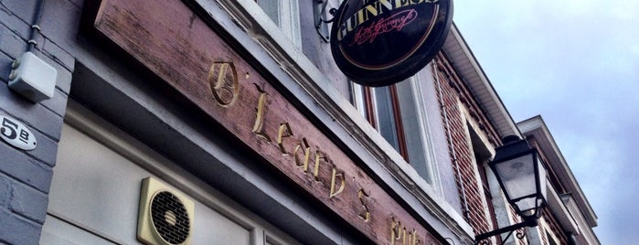 O'leary's Pub is one of Best places in Jodoigne, Belgique.