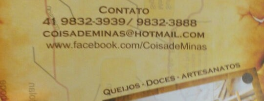 Coisa de Minas is one of Lugares favoritos de Claudio.