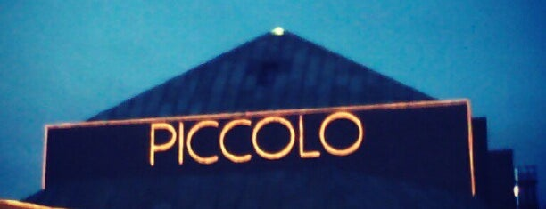 Piccolo Teatro Strehler is one of milano.