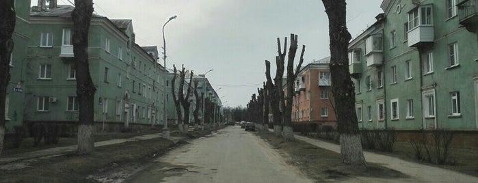 Novomoskovsk is one of สถานที่ที่บันทึกไว้ของ Amin.