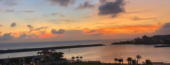 Hilton Okinawa Chatan Resort is one of Hotels.