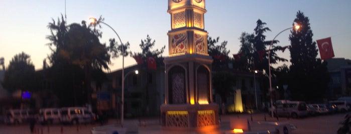 Dörtyol Meydanı is one of Locais curtidos por ⛵️surfer.