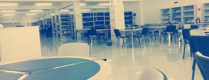 Girne American University Library is one of YOL HİKAYELERİ 🏍🏍🏍.