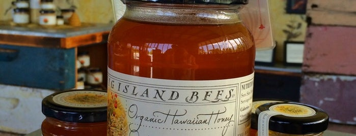 Big Island Bees is one of Aloha.
