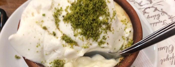 Maraşlıoğlu Dondurma & Tatlı is one of Trakya ve Marmara.