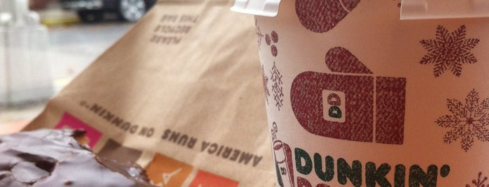 Dunkin' is one of Some Favs!.