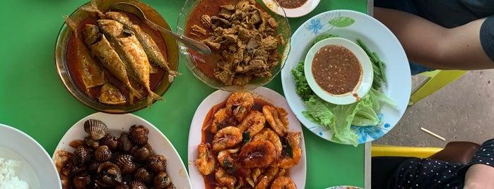 Kak Yang Gulai Panas Ikan Temenung is one of Rahmat'ın Beğendiği Mekanlar.