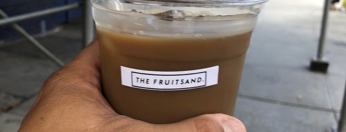 The Fruitsand is one of Food and drink to try in the hood.