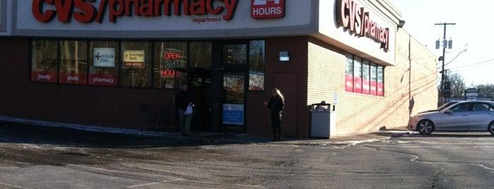 CVS pharmacy is one of Crystal : понравившиеся места.